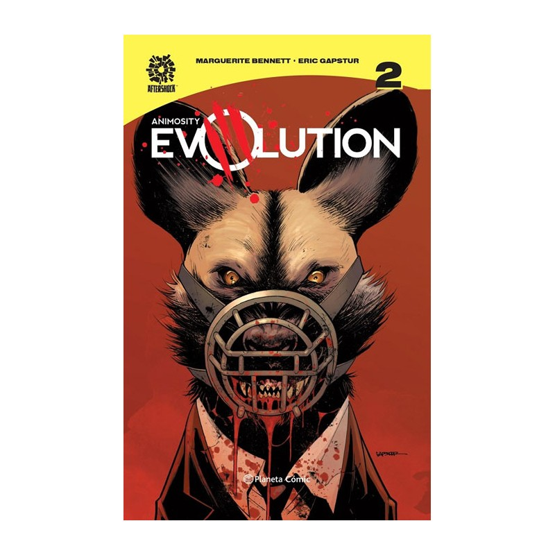 ANIMOSITY EVOLUTION VOL. 02