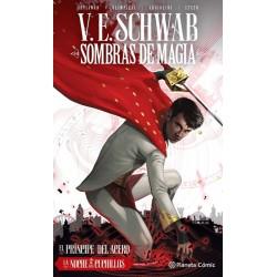 SOMBRAS DE MAGIA VOL. 02 EL PRÍNCIPE DEL ACERO - LA NOCHE DE LOS CUCHILLOS