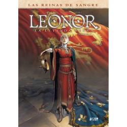 LEONOR LA LEYENDA NEGRA VOL.02: LAS REINAS DE SANGRE (OCASIÓN)
