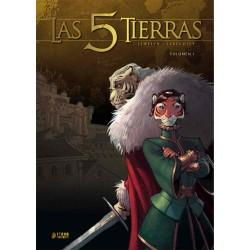 LAS 5 TIERRAS VOL. 01