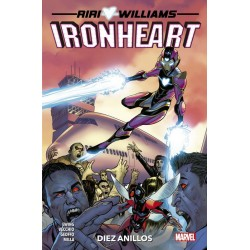 RIRI WILLIAMS IRONHEART VOL. 02 : DIEZ ANILLOS...