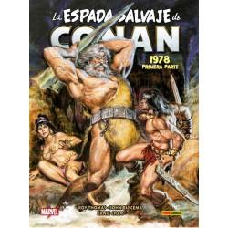 LA ESPADA SALVAJE DE CONAN VOL. 04: AÑO 1978...