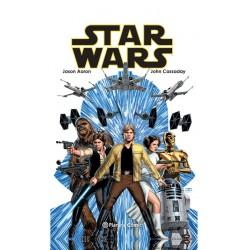 STAR WARS 5 TOMOS RECOPILATORIOS (DEL 01 AL 05)...