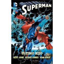 SUPERMAN DE GEOFF JOHNS : ÚLTIMO HIJO