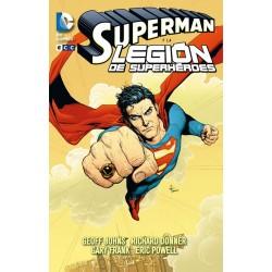 SUPERMAN DE GEOFF JOHNS : SUPERMAN Y LA LEGIÓN...