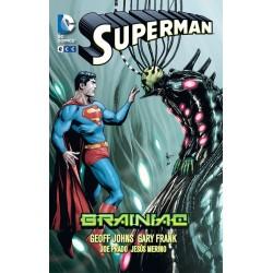SUPERMAN DE GEOFF JOHNS : BRAINIAC
