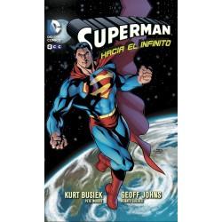 SUPERMAN DE GEOFF JOHNS : HACIA EL INFINITO