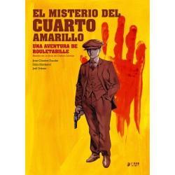 ROULETABILLE VOL. 01: EL MISTERIO DEL CUARTO...