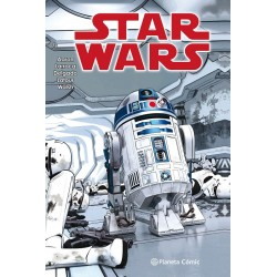 STAR WARS TOMO RECOPILATORIO Nº06