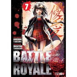 BATTLE ROYALE DELUXE Nº 07