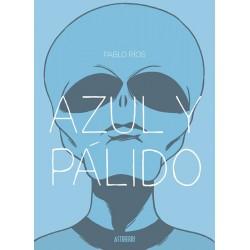 AZUL Y PÁLIDO