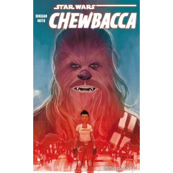 STAR WARS CHEWBACCA (TOMO COMPLETO RECOPILATORIO)
