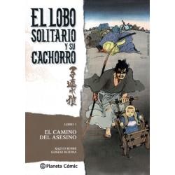 EL LOBO SOLITARIO Y SU CACHORRO Nº01 (DE 20) (NUEVA EDICION)