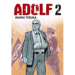 ADOLF DE OSAMU TEZUKA (EDICIÓN TANKOUBON) Nº 02