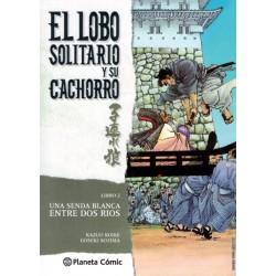 EL LOBO SOLITARIO Y SU CACHORRO Nº02 (DE 20) (NUEVA EDICION)