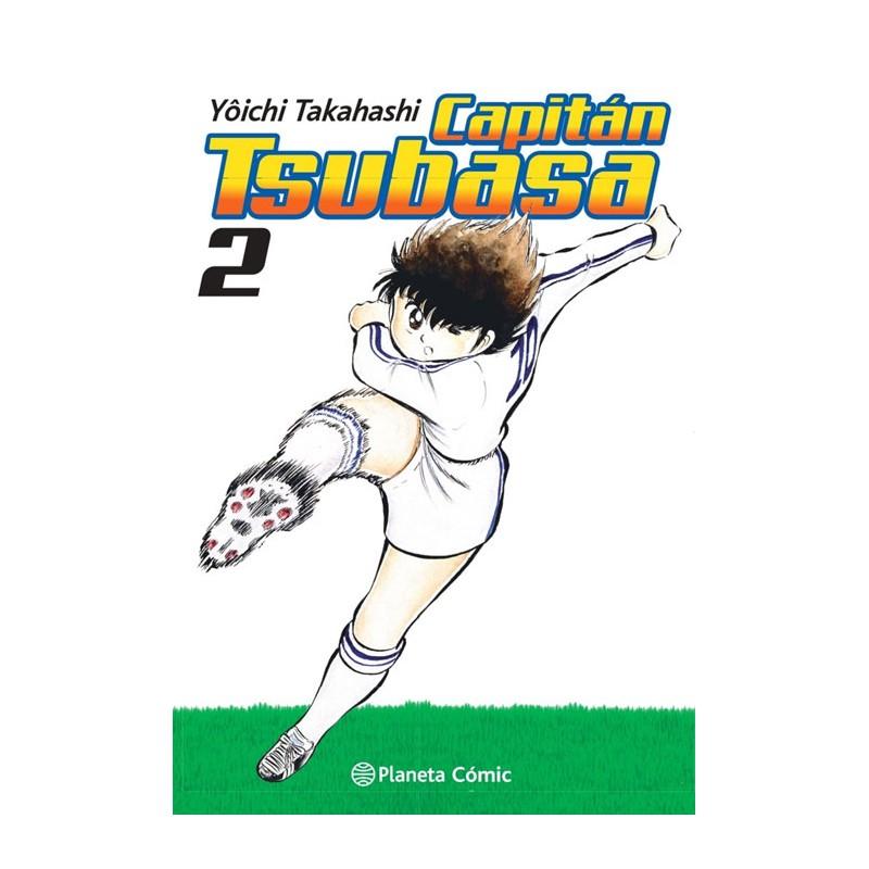 CAPITAN TSUBASA Nº 02 (DE 21)