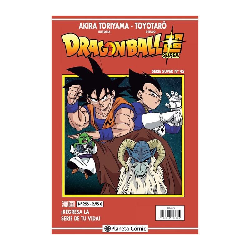 DRAGON BALL SUPER SERIE ROJA Nº 256