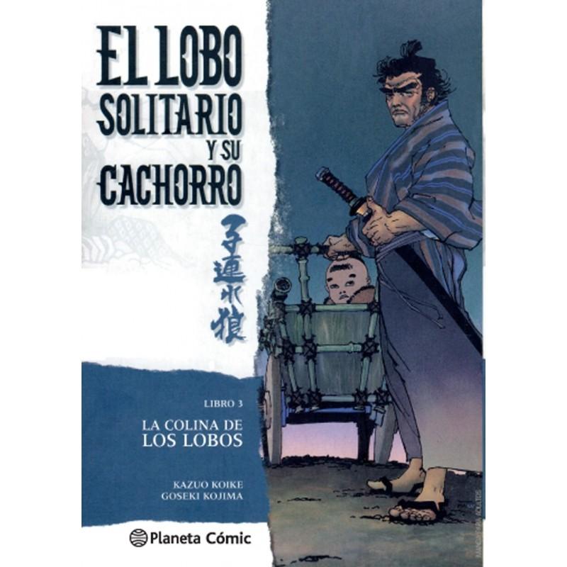 EL LOBO SOLITARIO Y SU CACHORRO Nº03 (DE 20) (NUEVA EDICION)