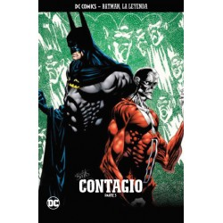 BATMAN LA LEYENDA Nº 43: CONTAGIO PARTE 3