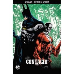BATMAN LA LEYENDA Nº 44: CONTAGIO PARTE 3