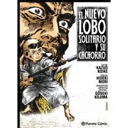 EL NUEVO LOBO SOLITARIO Y SU CACHORRO Nº01