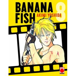 BANANA FISH Nº 08