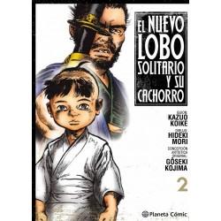 EL NUEVO LOBO SOLITARIO Y SU CACHORRO Nº02