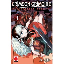 CRIMSON GRIMOIRE EL GRIMORIO CARMESÍ VOL. 01