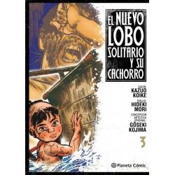 EL NUEVO LOBO SOLITARIO Y SU CACHORRO Nº03