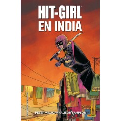 HIT-GIRL VOL. 06: EN INDIA