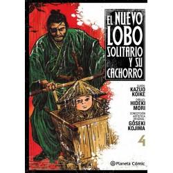 EL NUEVO LOBO SOLITARIO Y SU CACHORRO Nº04