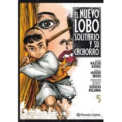 EL NUEVO LOBO SOLITARIO Y SU CACHORRO Nº05
