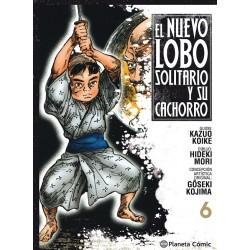 EL NUEVO LOBO SOLITARIO Y SU CACHORRO Nº06