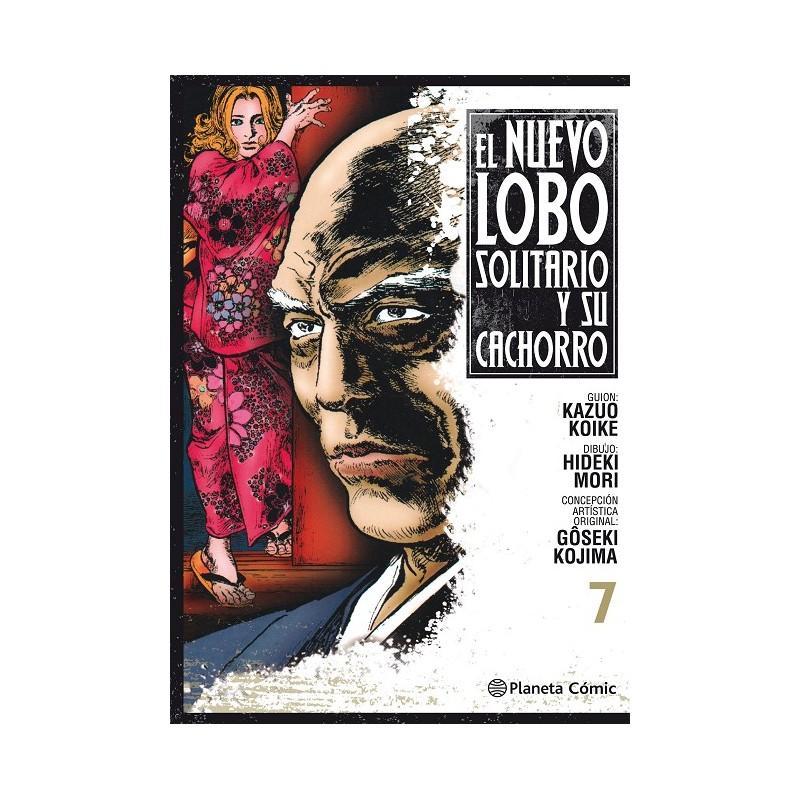 EL NUEVO LOBO SOLITARIO Y SU CACHORRO Nº07