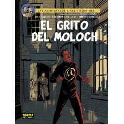 BLAKE & MORTIMER VOL. 27 EL GRITO DE MOLOCH