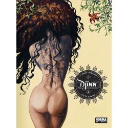 DJINN VOL. 02: CICLO AFRICANO (INTEGRAL)