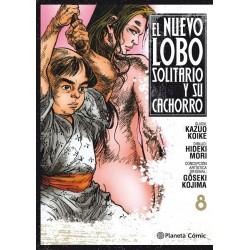 EL NUEVO LOBO SOLITARIO Y SU CACHORRO Nº08