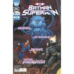 BATMAN / SUPERMAN Nº 12