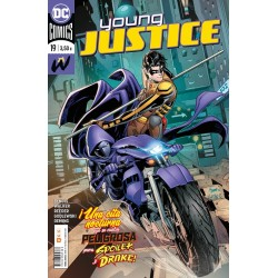 YOUNG JUSTICE Nº 19