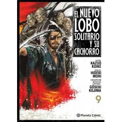 EL NUEVO LOBO SOLITARIO Y SU CACHORRO Nº09