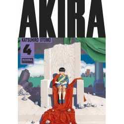 AKIRA 04 (DE 6) EDICIÓN ESPECIAL B/N