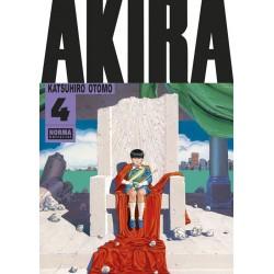 AKIRA VOL. 04 (DE 6) EDICIÓN ESPECIAL B/N