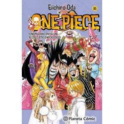 ONE PIECE Nº86