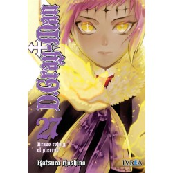 D.GRAY-MAN Nº 27