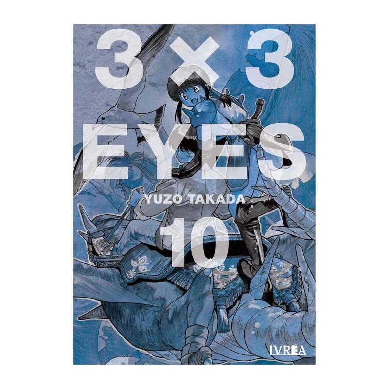 3 X 3 EYES Nº 10