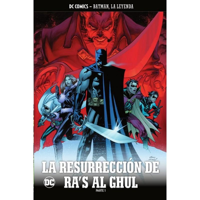 BATMAN LA LEYENDA Nº 45: LA RESURRECCIÓN DE RA´S AL GHUL PARTE 1