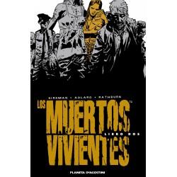 LOS MUERTOS VIVIENTES INTEGRAL VOL. 02 (WALKING...