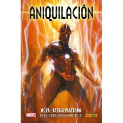 ANIQUILACIÓN SAGA VOL. 02 NOVA ESTELA PLATEADA