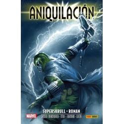 ANIQUILACIÓN SAGA VOL. 03 SUPERSKRULL RONAN