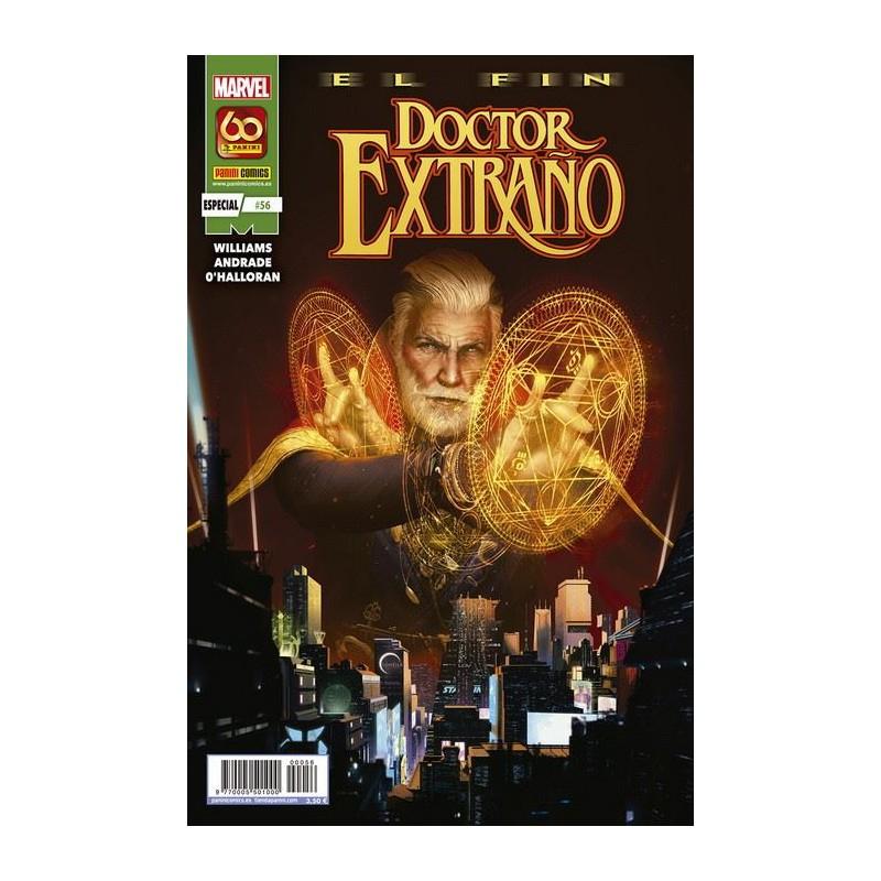 DOCTOR EXTRAÑO: EL FIN Nº ESPECIAL / 56